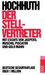 Der Stellvertreter. Ein christliches Trauerspiel (Taschenbuch) - Rolf Hochhuth