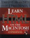 Learn HTML on the Macintosh - David Lawrence, Dave Mark