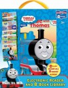 Thomas Me Reader Electronic Reader and 8-Book Library 4 inch - Publications International Ltd.