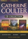 Catherine Coulter CD Collection: Eleventh Hour, Blindside, and Blowout (Bride) - Catherine Coulter, Sandra Burr