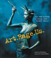 Art.Rage.Us.: Art and Writing by Women with Breast Cancer - Jill Eikenberry, Jill Eikenberry, Terry Tempest Williams
