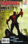 Deadpool Merc With A Mouth #1 A 1st Printing - Victor Gischler, Bong Dazo, Arthur Suydam