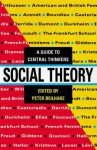 Social Theory - Peter Beilharz