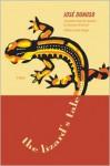 The Lizard's Tale: A Novel - José Donoso, Julio Ortega, Suzanne Jill Levine