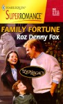 Family Fortune: The Lyon Legacy - Roz Denny Fox