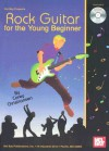 Rock Guitar for the Young Beginner [With CD] - Corey Christiansen, Mel Bay
