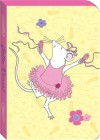 Angelina Ballerina Mini Journal - Katharine Holabird