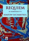 Requiem: In Memoriam 9/11 (Study Score) - Somtow Sucharitkul