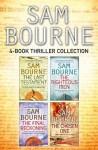 Sam Bourne 4-Book Thriller Collection - Sam Bourne