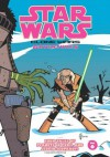 Star Wars: Clone Wars Adventures, Vol. 6 - Haden Blackman, Thomas Andrews, Fillbach Brothers, Stewart McKenny