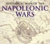 Historical Maps of the Napoleonic Wars - Simon Forty, Michael Swift