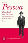 Das Buch der Unruhe des Hilfsbuchhalters Bernardo Soares (Softcover) - Fernando Pessoa, Richard Zenith, Inés Koebel