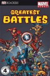 Marvel Heroes: Greatest Battles (DK Readers Level 4) - Matthew K. Manning