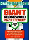Charles preston's giant crossword treasury #12 charles prest - Charles Preston