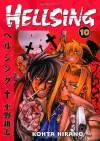 Hellsing, Vol. 10 - Kohta Hirano