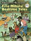 Thornton Burgess Five-Minute Bedtime Tales: From Old Mother West Wind's Library - Thornton W. Burgess, Harrison Cady