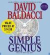 Simple Genius - Ron McLarty, Scott Brick, David Baldacci