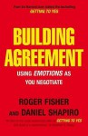 Building Agreement - Roger Fisher, Daniel Shapiro