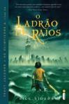 O ladrão de raios (Portuguese Edition) - Rick Riordan