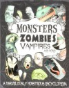 Monsters, Zombies, Vampires And More - Parragon Books