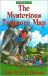 The Mysterious Treasure Map - Glen Robinson, Jerry D. Thomas
