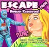 Escape from Human Resources!: Sneaky Tricks to Avoid HR and Get a Good Job Fast - Brian Barton, William Valle