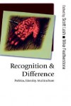 Recognition And Difference - Scott Lash
