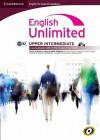 English Unlimited for Spanish Speakers Upper Intermediate Coursebook with E-Portfolio - Leslie Anne Hendra, Alex Tilbury, Adrian Doff, Theresa Clementson, David Rea