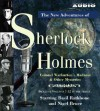 Colonel Warburton's Madness & Other Mysteries (New Adventures of Sherlock Holmes) - Anthony Boucher, Denis Green