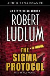 The Sigma Protocol (Audio) - Paul Michael, Robert Ludlum