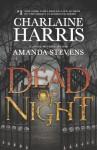 Dead of Night: Dancers in the DarkThe Devil's Footprints - Charlaine Harris, Amanda Stevens