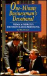 The One-Minute Businessman's Devotional - Mike Murdock