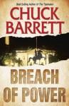 Breach of Power (Jake Pendleton series) - Chuck Barrett
