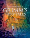 An Illustrated Treasury of Grimm's Fairy Tales - Daniela Drescher, Jacob Grimm, Wilhelm Grimm