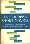 Ten Modern Short Novels - Leo Hamalian, Edmond L. Volpe