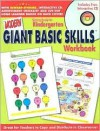 Modern Giant Basic Skills Workbook [With Interactive CD] - Modern Publishing