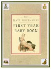 The Kate Greenaway First Year Baby Book - Kate Greenaway