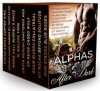 Alphas After Dark - M. Malone, Vivian Arend, Deanna Chase, Marie Hall, Crista McHugh, Roxie Rivera, Kit Rocha, Mimi Strong