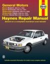 Haynes General Motors Buick Skylark (1986 Thru 1998)/Buick Somerset (1985 Thru 1987)/Oldsmobile Achieva (1992 Thru 1998)/Oldsmobile Calais (1985 Thru - Richard Lindwall, John Haynes