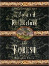 The Forest (Audio) - Edward Rutherfurd, Lynn Redgrave