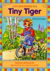 Tiny Tiger: With Book - Barbara deRubertis, Eva Vagreti Cockrille