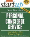 Start Your Own Personal Concierge Service (Start Your Own Personal Concierge Business) - Entrepreneur Press