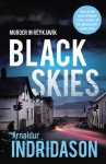 Black Skies - Arnaldur Indriðason, Victoria Cribb