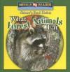 What Forest Animals Eat/Qu' Comen Los Animales del Bosque? - Joanne Mattern