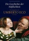 Die Geschichte Der Häßlichkeit - Umberto Eco