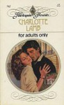 For Adults Only - Charlotte Lamb