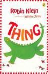 Thing - Robin Klein