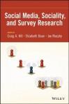 Social Media, Sociality, and Survey Research - Craig A. Hill, Elizabeth Dean, Joe Murphy