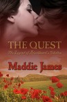 The Quest (Legend of Blackbeard's Chalice #3) - Maddie James
