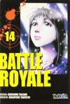 Battle Royale, tomo 14 (Battle Royale, #14) - Koushun Takami, Masayuki Taguchi